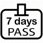 7 DAYS Pass for the Complex Services (1 adult)