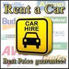 Car Hire quote (free)