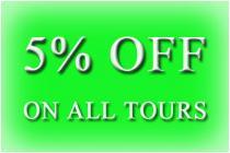 Tour Discount & Advice