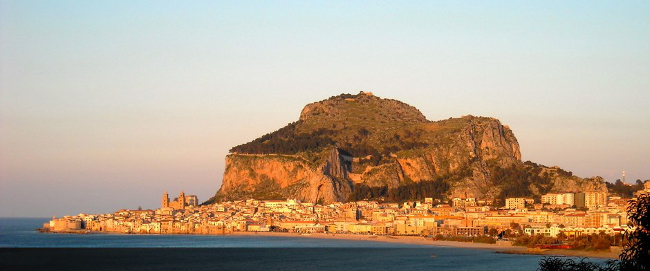 Cefalù-Sicily