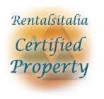 Rentalsitalia Certified Property